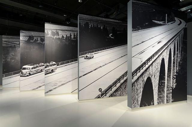 Project Autobahn, vijf gigantische foto's.